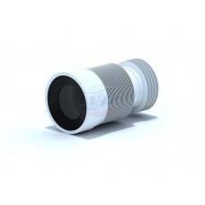 Удлинитель гибкий для унитаза выпуск 110мм (225-520мм) К828