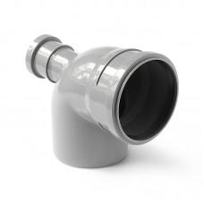 Отвод с выходом POLYTRON COMFORT 110х50/90 (фронтальный)