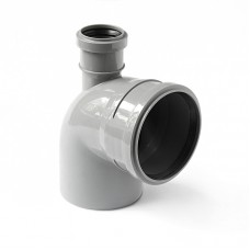 Отвод с выходом POLYTRON COMFORT 110х50/90 (прямой)