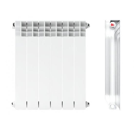 Радиатор алюминиевый НРЗ (6 секций)