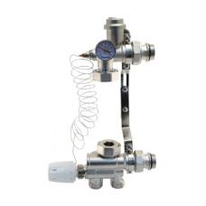 Насосно-смесительный узел для теплого пола ViEiR, VR202