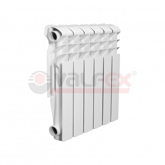 Радиатор алюминиевый VALFEX OPTIMA Alu 500/80 8 секций
