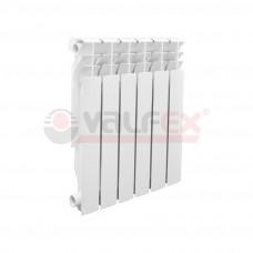 Радиатор алюминиевый VALFEX SIMPLE Alu 500/100 4 секции